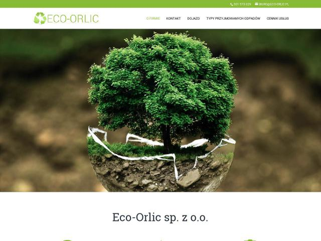 ECO-ORLIC SP. Z O.O.